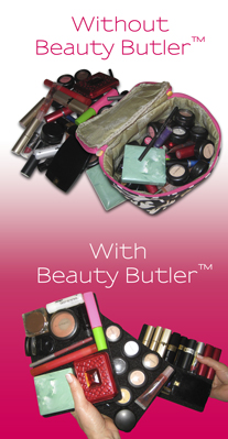 Same Makeup, Different Experience with Beauty Butler Makeup Organizer