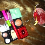 Know all your makeup is ready when a touch up is needed while out for drinks