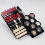 Black Diva (6″ x 8″) & Pink Flirt (4″ x 6″) Beauty Butlers Filled With Mac, Bobbi Brown & Various Lipsticks