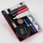 """Pink Diva (6"""" x 8"""") Beauty Butler Filled with e.l.f., Redken, Fake Lashes and Other Makeup"""