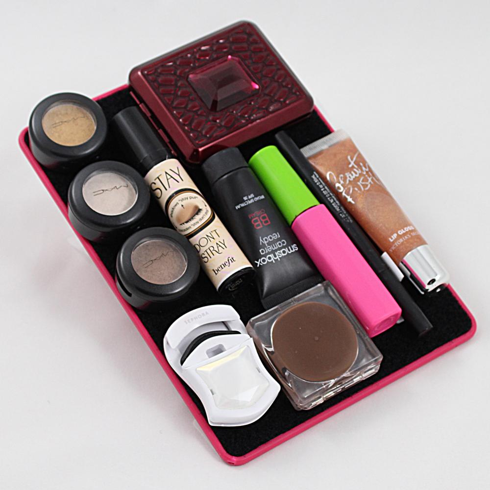 eye makeup organizer using - photo #12