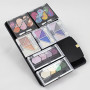 Black Diva (6″ x 8″) Beauty Butler Filled with Eye Makeup Palettes
