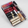 Black Diva (6″ x 8″) Beauty Butler Filled with Simply Lovely, Revlon, Bobbi Brown and More!