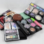 """4 Black Diva (6"""" x 8"""") Beauty Butlers Filled With 45 Pieces of Makeup"""